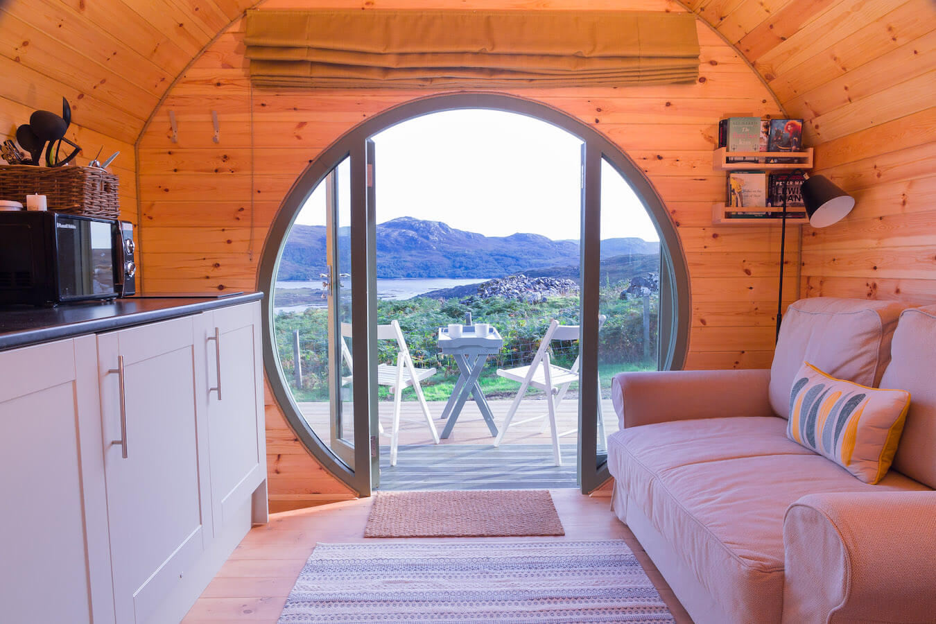 Explore the cosiest bothies in the Scottish highlands